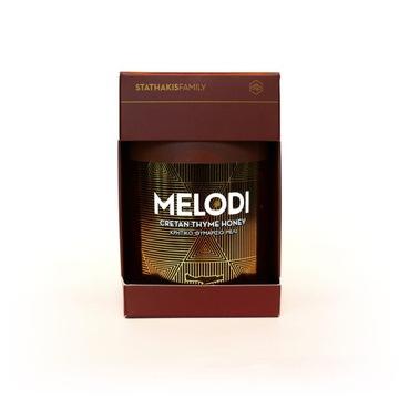 Melodi Греческий тимьяновый мед, премиум 400г
