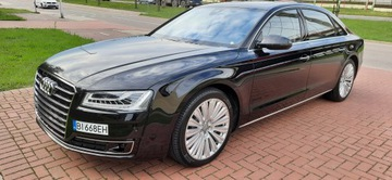 Audi A8 D4 Sedan Facelifting 3.0 TDI 258KM 2013