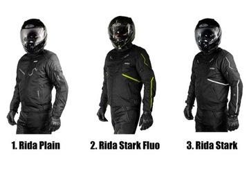 Куртка мотоциклетная текстильная meska туристическая, фото 12