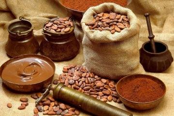 100% BIO церемониальное какао, 500 г прямо из Эквадора
