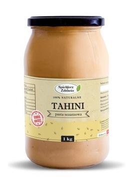 Кунжутная паста с маслом ТАХИНИ 1 кг ВСЕГДА СВЕЖАЯ