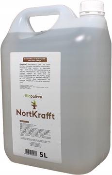 Купить NORTKRAFFT ЭКОЛОГИЧЕСКОЕ биотопливо для каминов 5л на Otpravka - цены и фото - доставка из Польши и стран Европы в Украину.