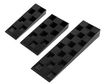 Клинья монтажные для окон M 15x45x95мм 100 шт.