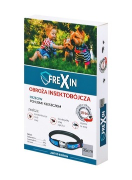 Фрексин Ошейник инсектицидный для собак 35см 150 дней