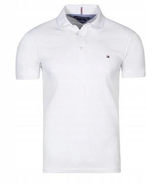 Koszulka Męska Polo TOMMY HILFIGER SLIM FIT L TH