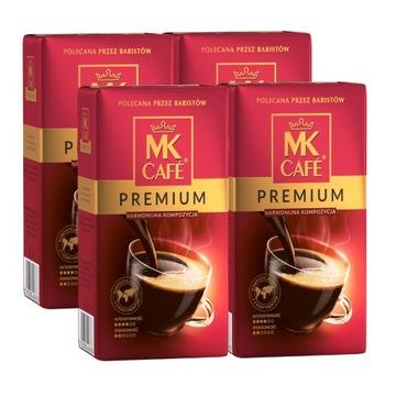 Молотый кофе MK Cafe Premium 4x500г, набор