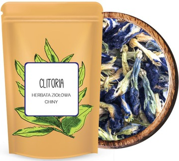Чай FLOWER Butterfly Pea Clitoria бирюзовый 100гр