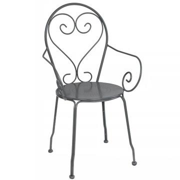 Садовое кресло металлическое кресло для балкона и террасы