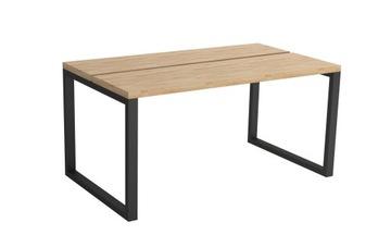 Стол Atin 160 Журнальный столик Гостиная Столовая Loft Wood