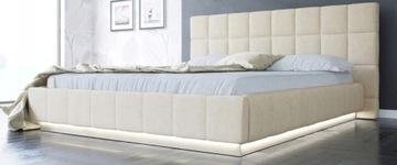Кровать мягкая 200x220 long - long QUADRO