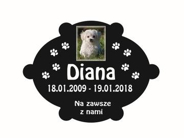 надгробие для кошки и собаки табличка для животных ФОТО