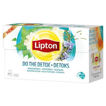 Lipton DO THE DETOX 32 г