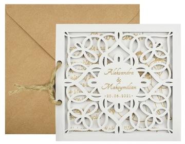 Персонализированные свадебные поздравительные открытки