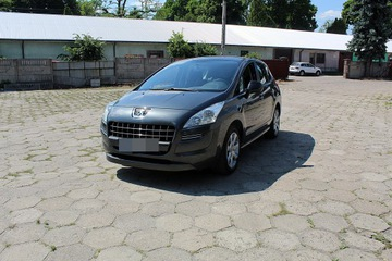 Peugeot 3008 I Crossover 1.6 HDI 109KM 2009