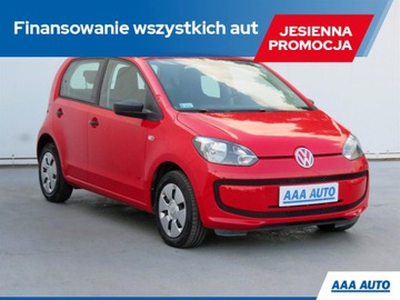 Volkswagen up! Hatchback 5d 1.0 MPI 60KM 2016 VW Up! 1.0 MPI , Salon Polska, 1. Właściciel