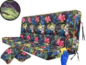 Подушка для качелей, садовой скамейки 180см + БЕСПЛАТНО