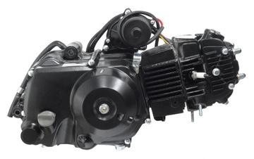 Двигатель 1+ 1 atv quad 125 kxd bombardier eagle force, фото 3