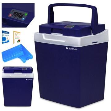 Туристический / автомобильный холодильник SG-30 30L, 12 / 230V