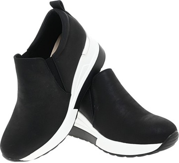 Buty Sneakersy Na Koturnie Niska Cena Na Allegro Pl