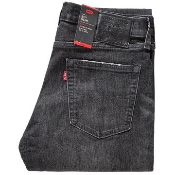 LEVI'S 511 nowe spodnie w Jeansy męskie Allegro.pl