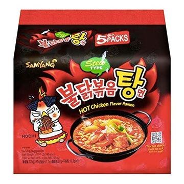 Samyang Stew Hot Chicken Ramen Лапша 725 г