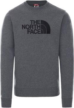 THE NORTH FACE TNF Drew Peak Crew Bluza Męska M