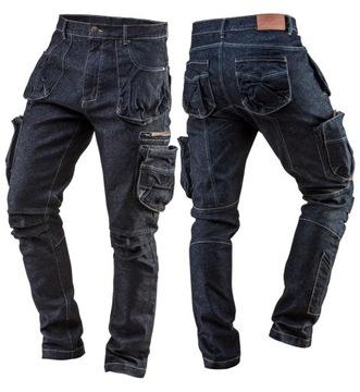 БРЮКИ РАБОЧИЕ NEO MONTERSKIE. S джинсы