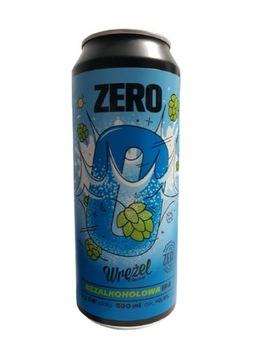 Безалкогольное пиво IPA, пивоварня Wrężel