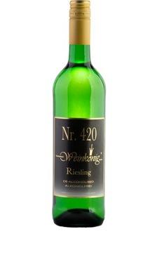 Weinkönig Riesling 420 сухое безалкогольное сухое вино