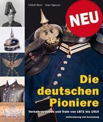 Die deutschen Pioniere, Verkehrstruppen