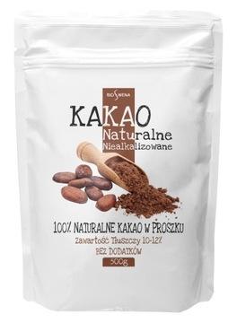 НАТУРАЛЬНЫЙ какао-порошок 500 г без щелочного