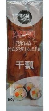 Маринованные суши-стрипы из калабаса KANPYO 100 г