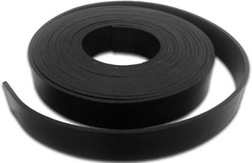 Резиновые прокладки, планки для балок 20мx50ммx2мм