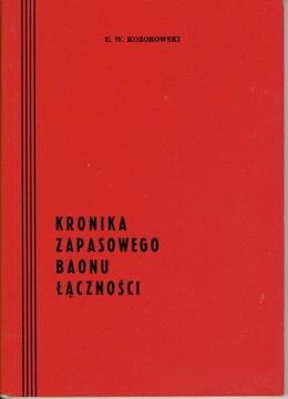 KOZOROWSKI KRONIKA ZBŁ / Канада 1974 г.