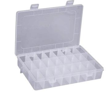 Органайзер 24, необходимый, контейнер для мелочей!