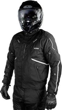 Куртка мотоциклетная текстильная meska туристическая, фото 2
