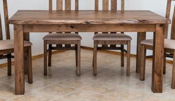 Стол из дуба дикого дуба - массив дерева
