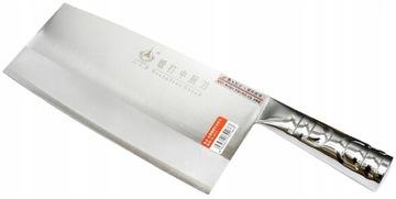 Китайский тесак для нарезки мяса и овощей 32,5 см