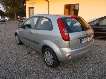 Ford Fiesta VI 2007 FORD FIESTA TYLKO 140 TYS.KM !!!, zdjęcie 3