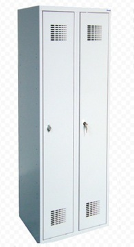 Сумка гардеробная двухдверная, 320Вт, металл