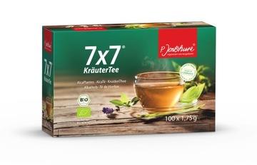7x7 BIO Krautertee De-acidifying травяной чай