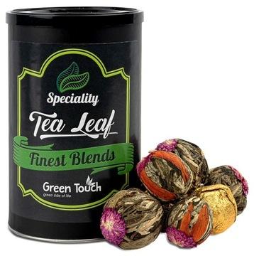 Green Touch Tea SET 10 x ЦВЕТОЧНЫЙ ЧАЙ