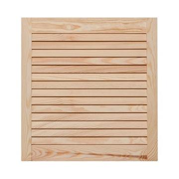 Двери Ажурные фасады сосна 43,5x44,4x2см