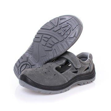 Сандалии Дышащая рабочая защитная обувь для лета S1 42