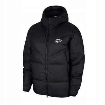 Kurtka zimowa męska Nike czarna CU4404 010 r. S
