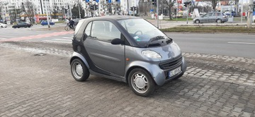 Smart Fortwo I Coupe 0.6 62KM 2000