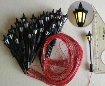 Парковочный фонарь, жёлтый светодиодный фонарь 3в + резистор
