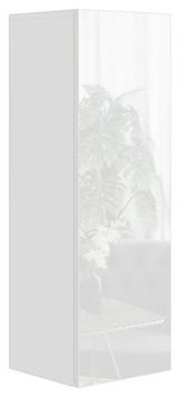 Столб подвесной для ванной белый ПРЕМИУМ шкаф