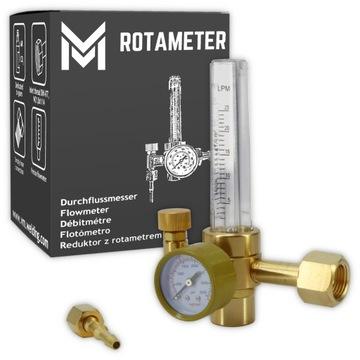 Vogelmann Rotameter, газовый регулятор аргоновой сварки TIG