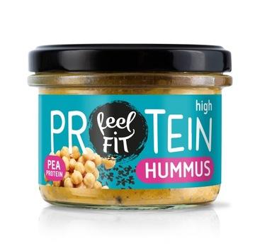 FIT хумус с черным тмином, белок, меньше жира